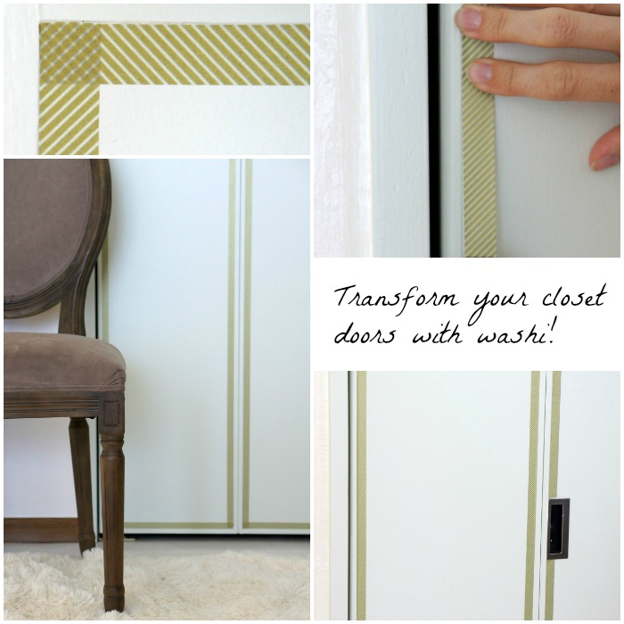 washi-tape-closet-doors