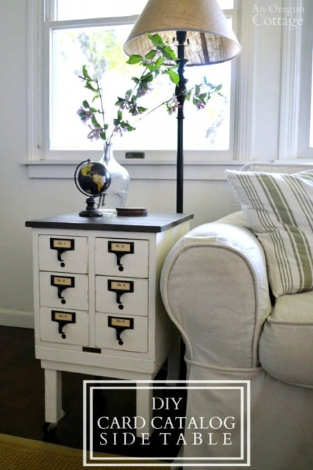 DIY-Card-Catalog-Side-Table-how-to-upcycle-any-small-box-or-drawers-into-a-side-table_700