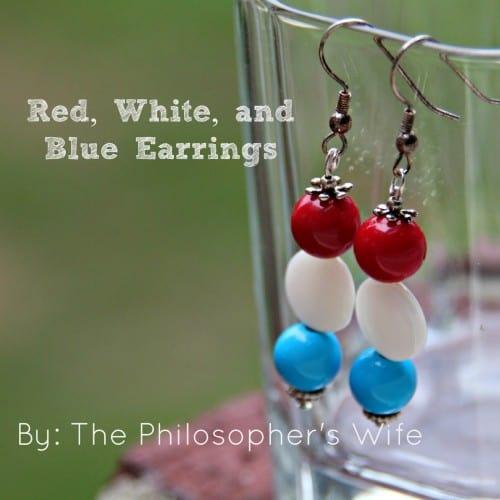 RWB Earrings