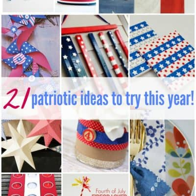 A Patriotic Roundup