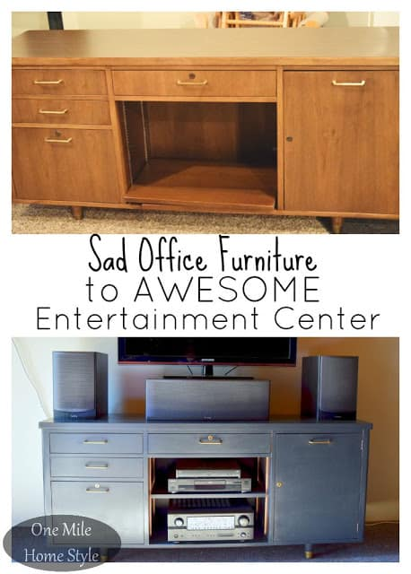 Pinterest Entertainment Center