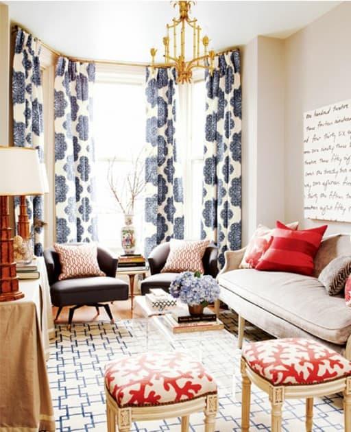 blue-red-white-living-room-blue-geometric-area-rug-brunch-at-saks