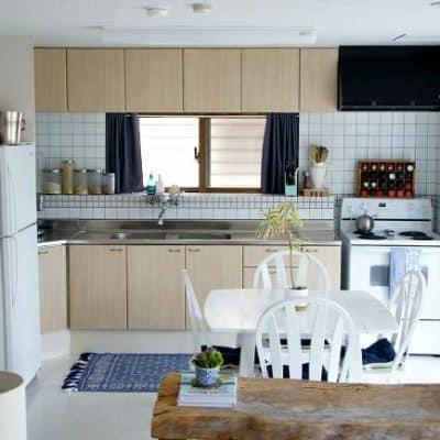 easy kitchen cabinet update