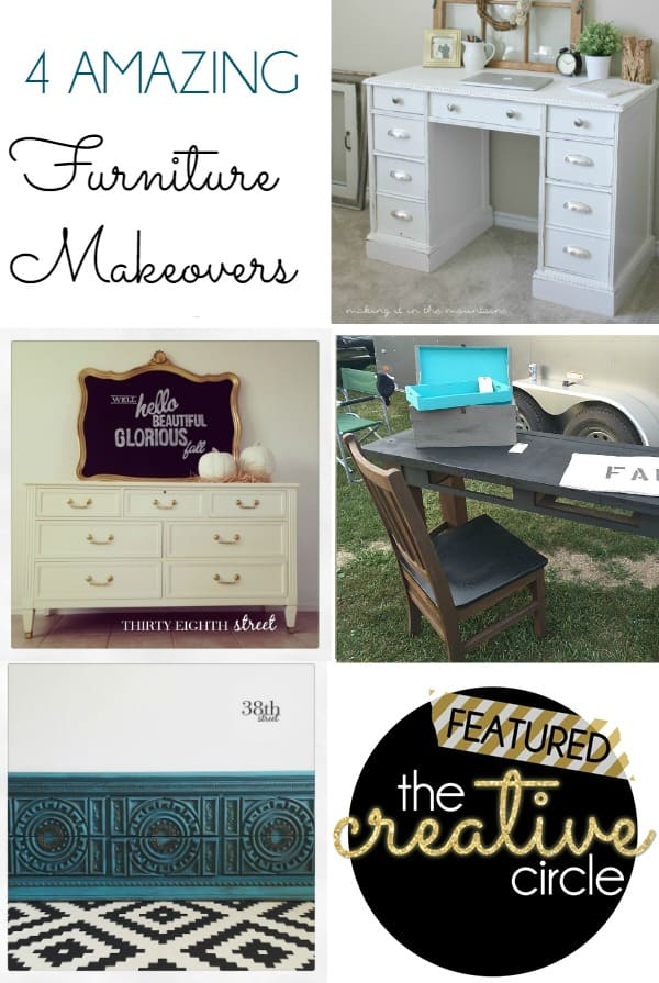 4 Amazing Furniture Makeovers