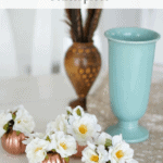 Pinterest Diy Copper Pumpkins Centerpiece