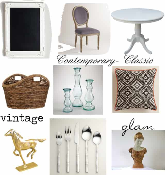 vintage, glam, contemporary-classic