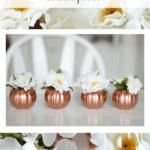 Dollar Store Pumpkins Diy Pinterest