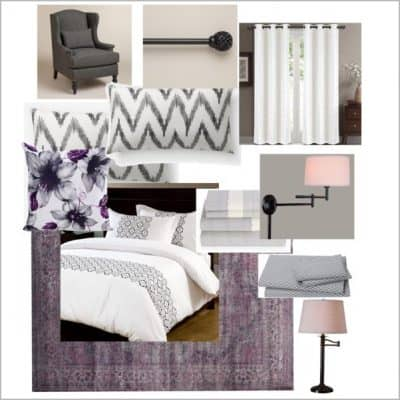 Up To Date Interiors   A Home Decor Blog Featuring Rental Friendly ...