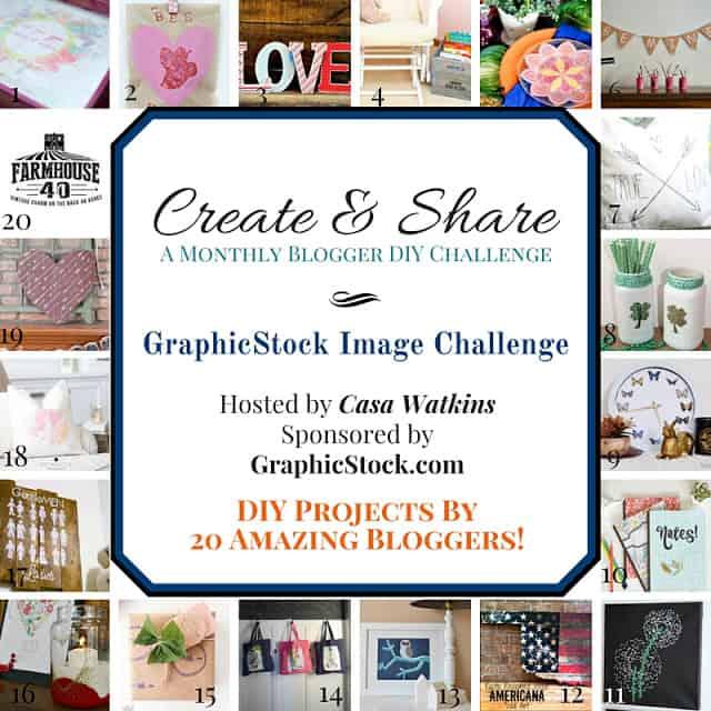 Create And Share January Challenge