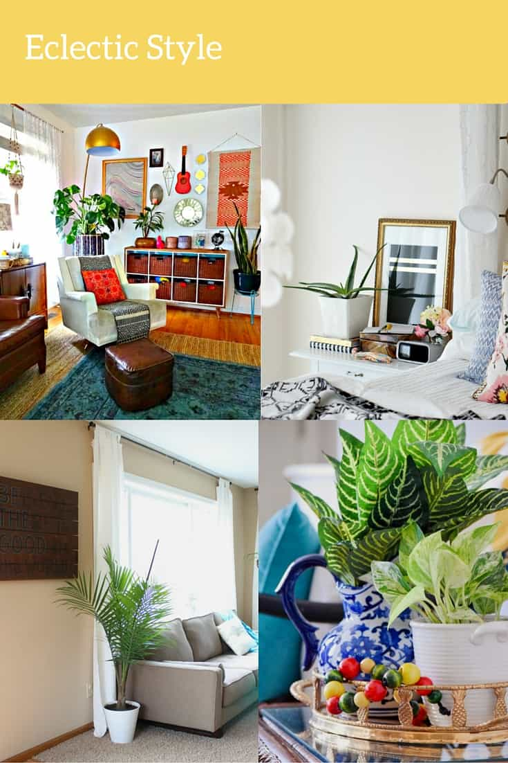 Eclectic Style Spring Home Tours