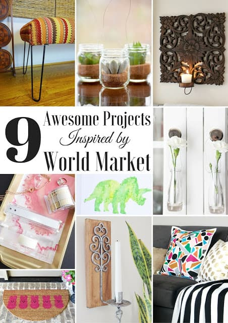 World Market DIY