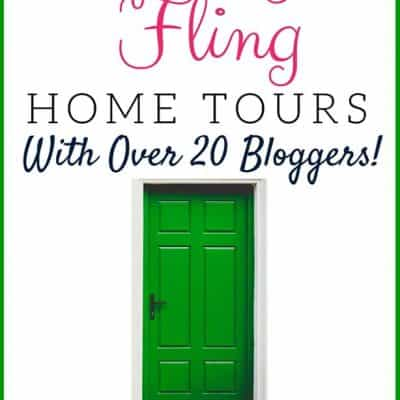 Spring Fling Home Tours by Style