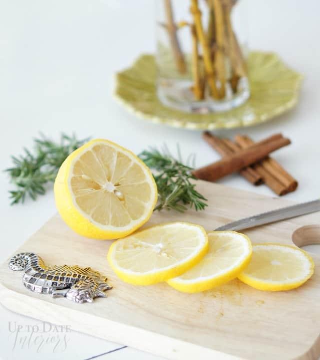 DIY Stovetop scent