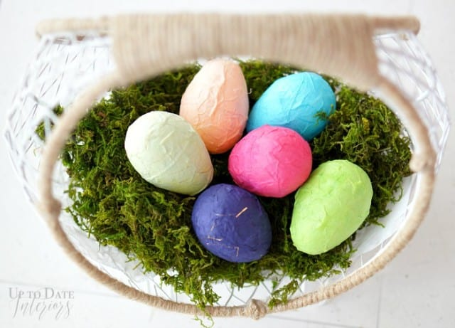easy DIY Easter eggs