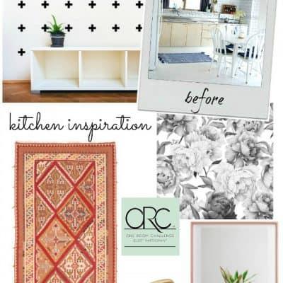 one room challenge kitchen inspiration
