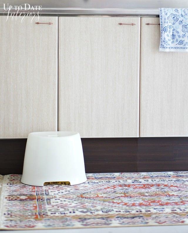 New kitchen boho rug