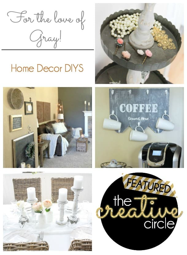 home decor diys gray