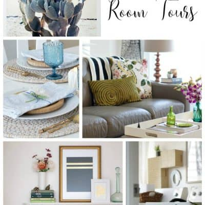 beautiful and eclectic home and room tours