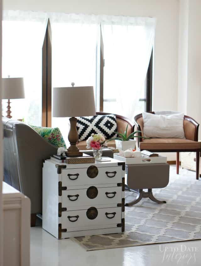 okinawan rental living room