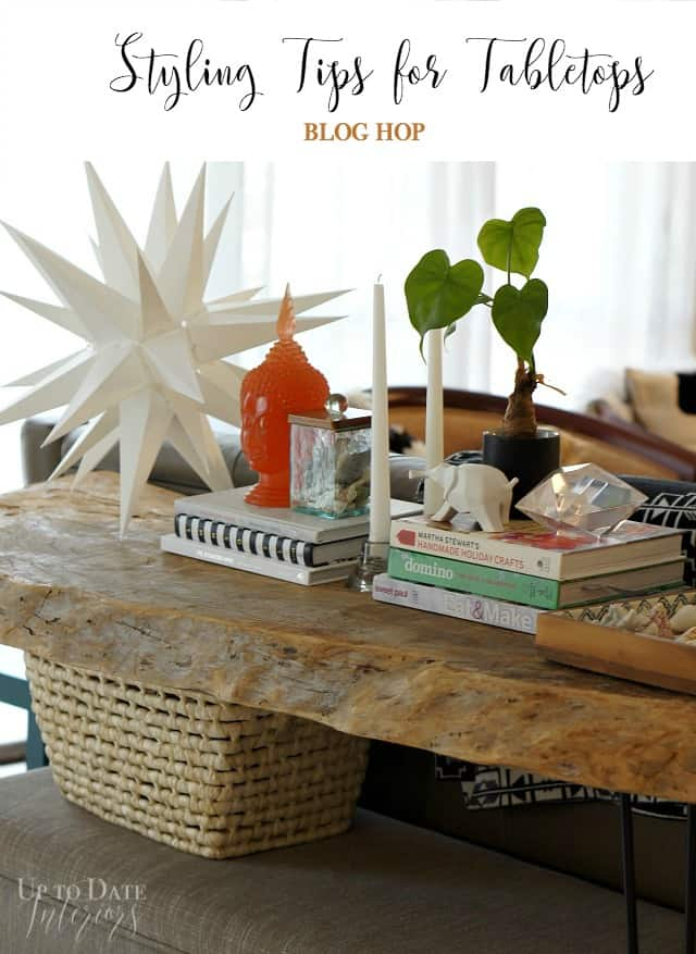 styling table tops