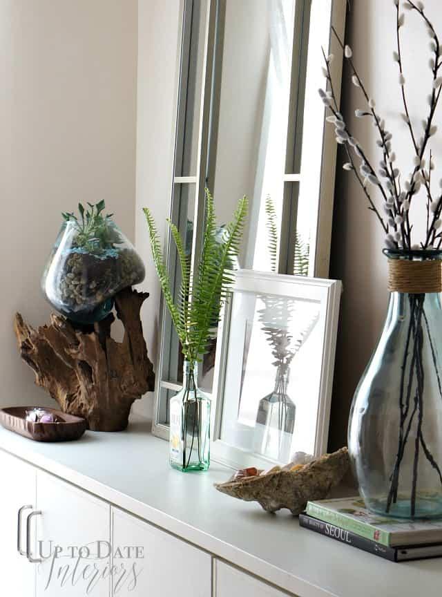 terrarium diy with succulents