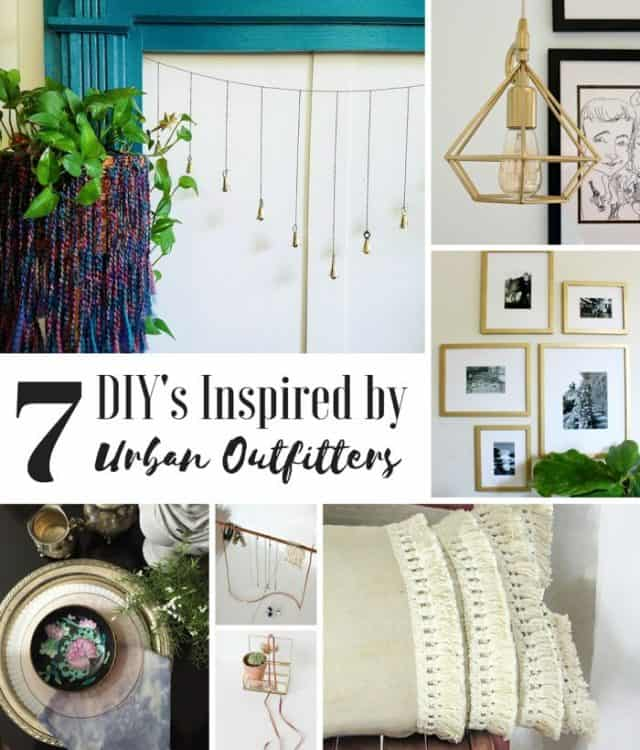 Inspired By DIY- Urban Outfitters