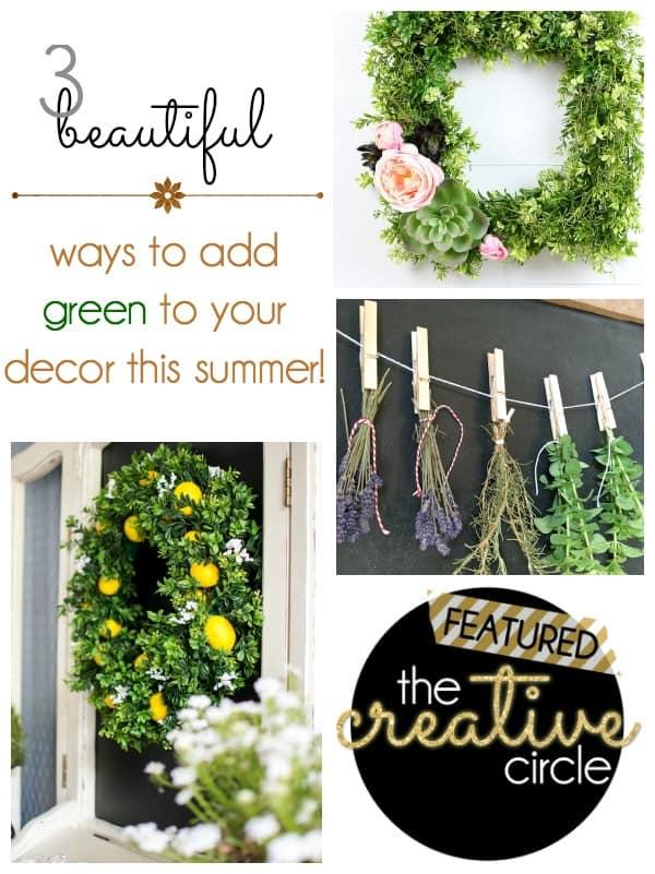 the-creative-circle-features-green-decor