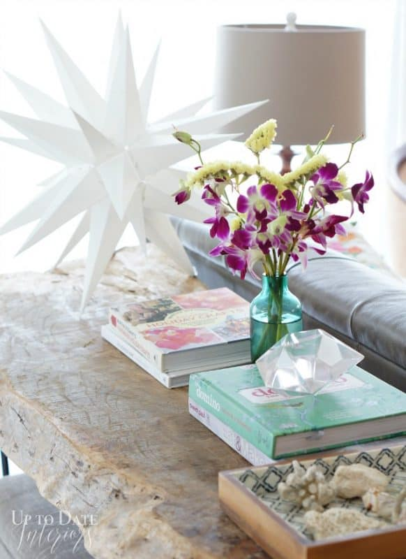 minimalist decor for Spring cleaning