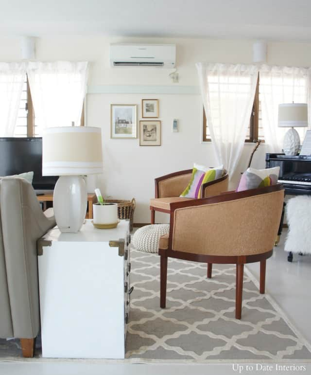 rental home eclectic style