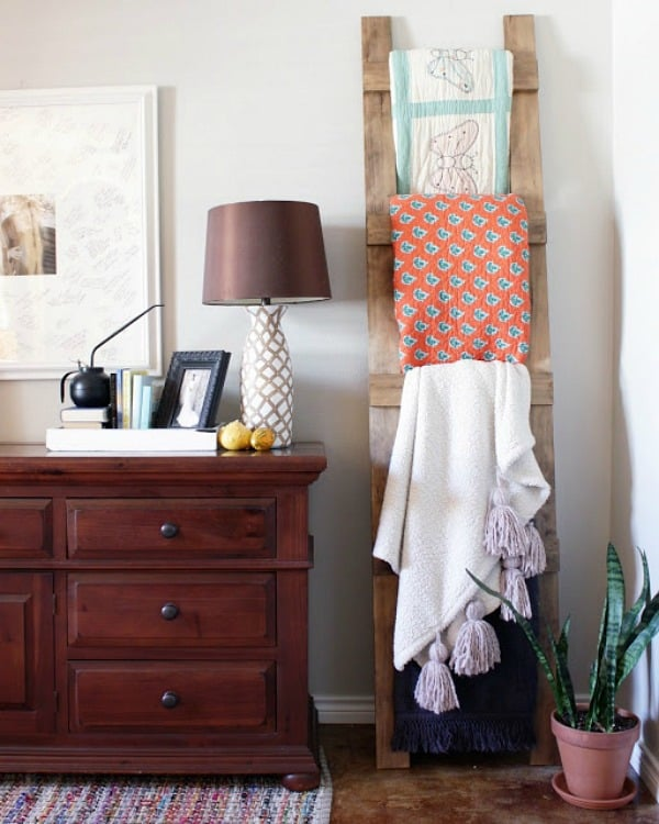 anthropologie lamp diy