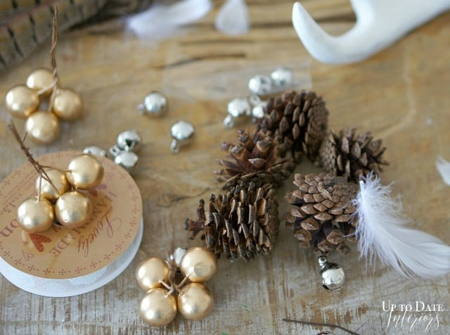 embellishments for DIY Christmas stockings