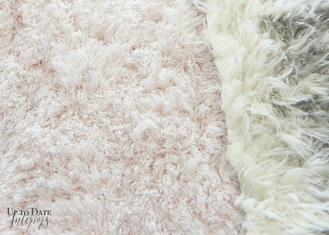 fur fabric for Christmas stockings cuffs