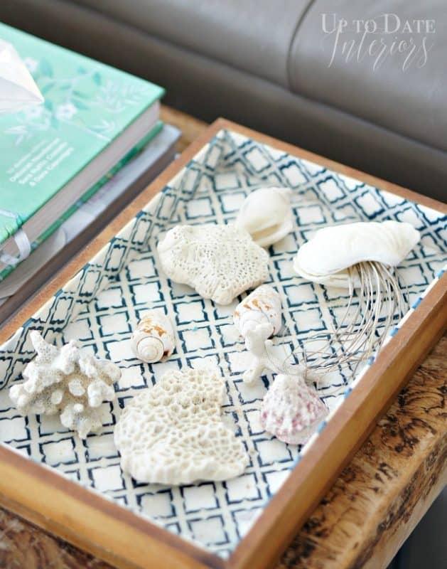 seashells summer home tour top readers favorite posts rental decorating tips