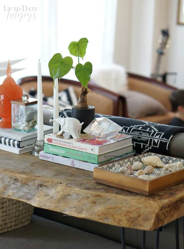 readers favorites sofa table styling tips renter friendly