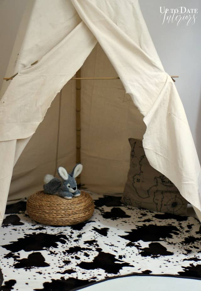 readers favorites no sew teepee easy renter friendly