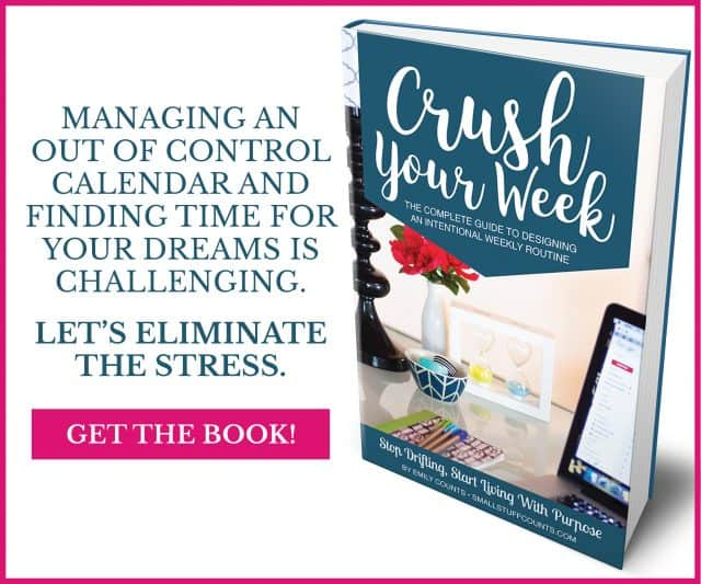 Crush Your Week_300x350 2 graphic