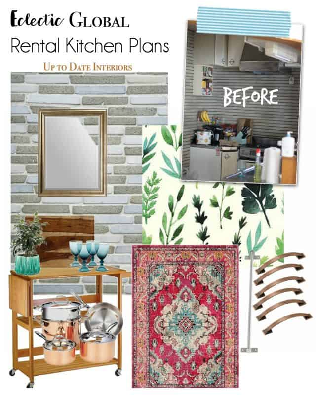 japanese rental kitchen makeover plans and inspiration