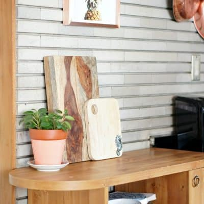 rental kitchen decorating tips