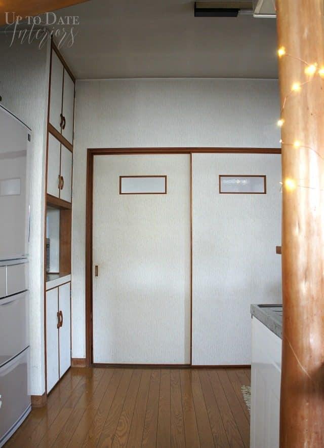 japanese kitchen sliding doors