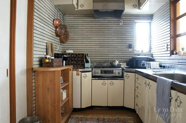japanese rental kitchen small space