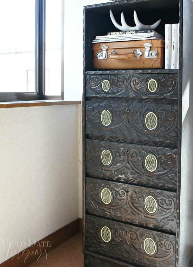 tv cabinet for rental bedroom