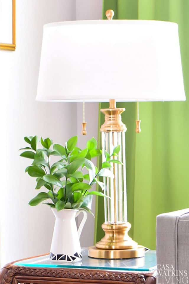 diy scandi inspired vase