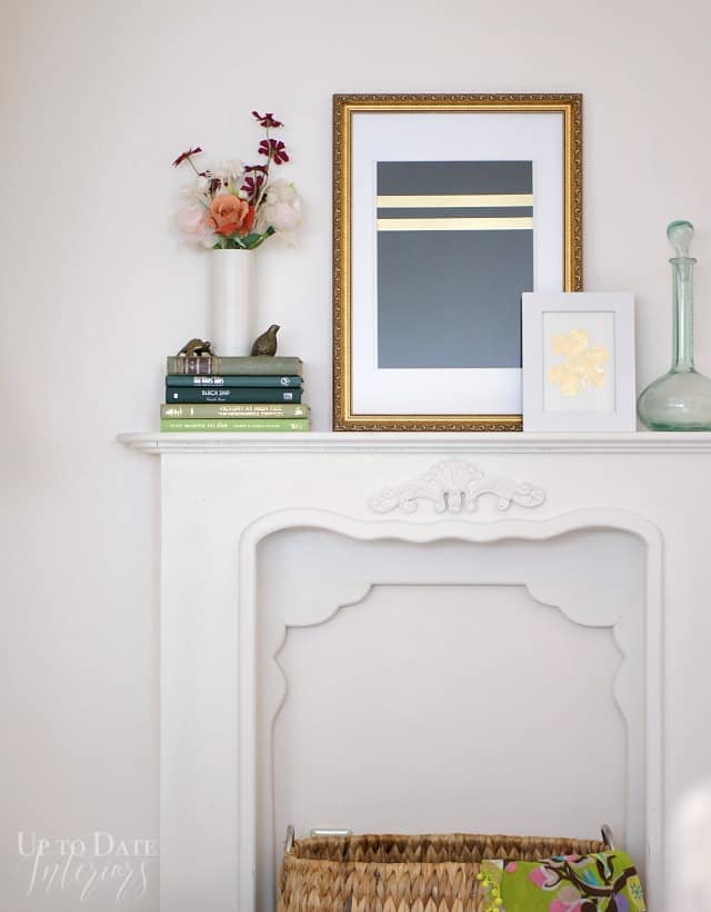 st-patricks-day-decor-black-white-gold