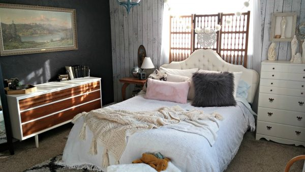 boho bedroom makeover