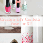 Confetti Vase Pinterest