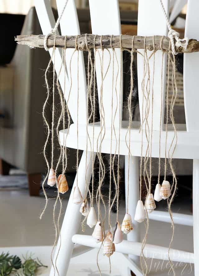 seashells-hanging