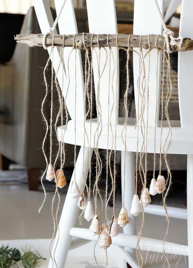 seashells-hanging