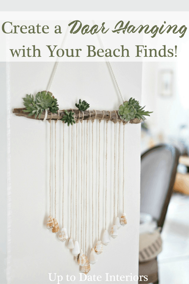 Seashell Door Hanging Pinterest Two