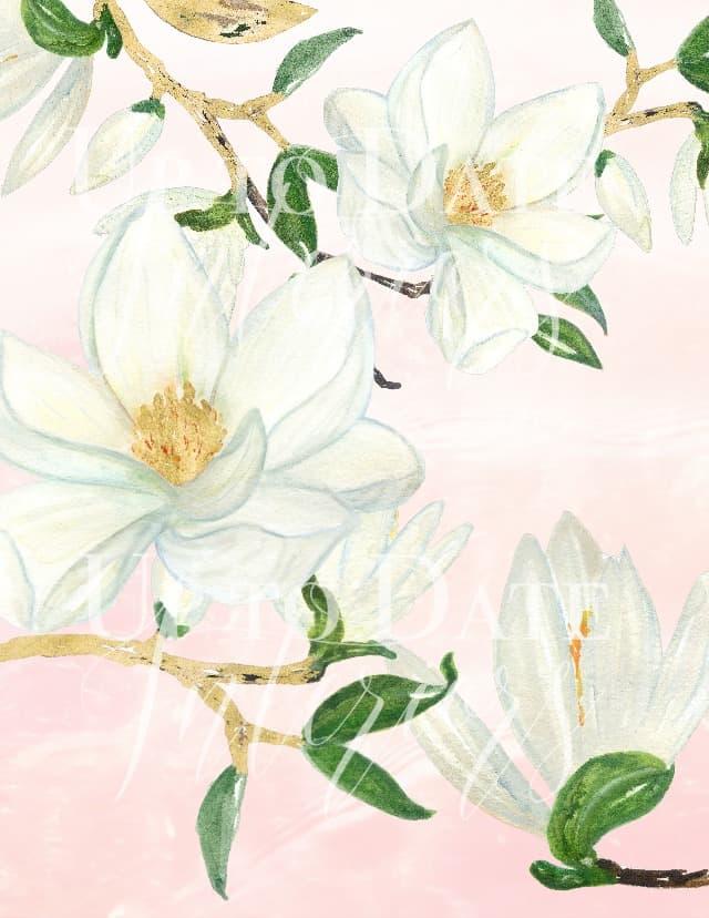 free floral printable