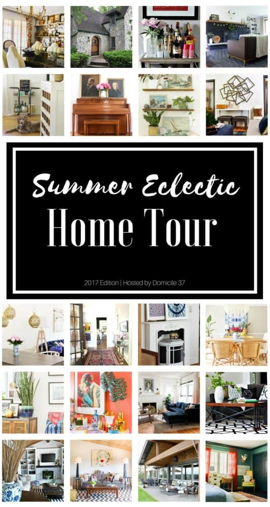 Summer Eclectic Home Tour 2